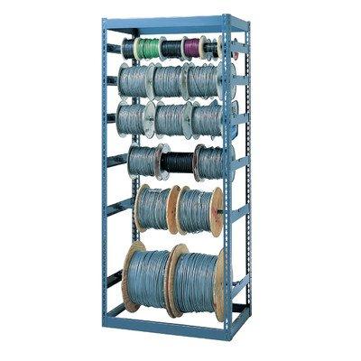 Nexel RDR24488 Reel Storage Rack, Steel, 48