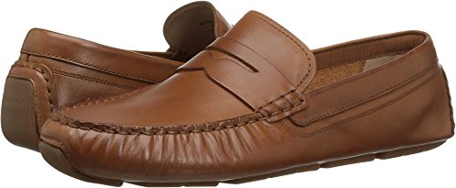 Cole Haan Women's Rodeo Penny Driver, Luggage Leather/Gum, 7.5 B - Haan Cole Women Shoes Driving