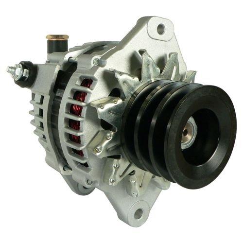 DB Electrical AHI0145 New Alternator For Hitachi Isuzu Truck Lr1110-501 8972482970 Heavy Duty 12 V 110 Amp LR1110-501BAM LR1110-501BR 97729118 LR1110-501 2902768400 8972482970 8972482971 400-44066 (Isuzu Heavy Duty Trucks)