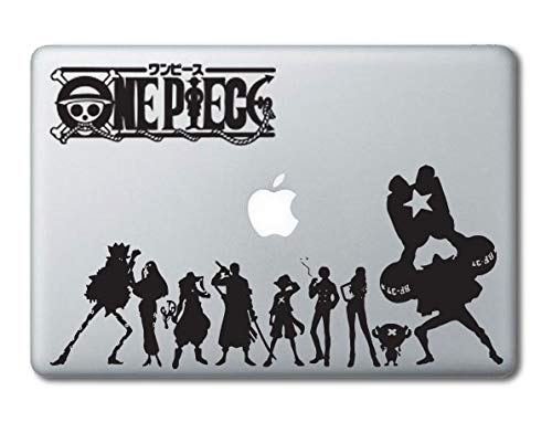 One Piece Set Printed Clear Vinyl Decal Sticker Compatible with Apple MacBook Pro Air 11