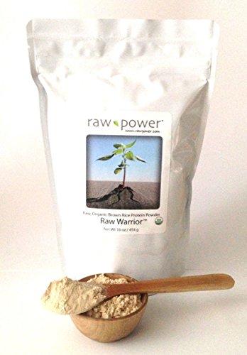 Warrior Protein Powder certified organic