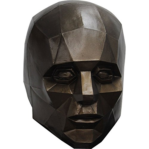 Mask Head Low Poly Art Portarit Face