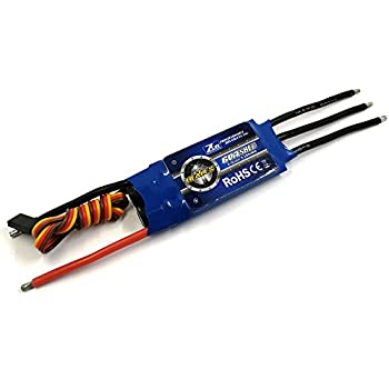 60A RC Brushless Motor Electric Speed Controller ESC 4A SBEC with