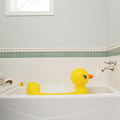 munchkin white hot inflatable duck tub 11street malaysia. Black Bedroom Furniture Sets. Home Design Ideas
