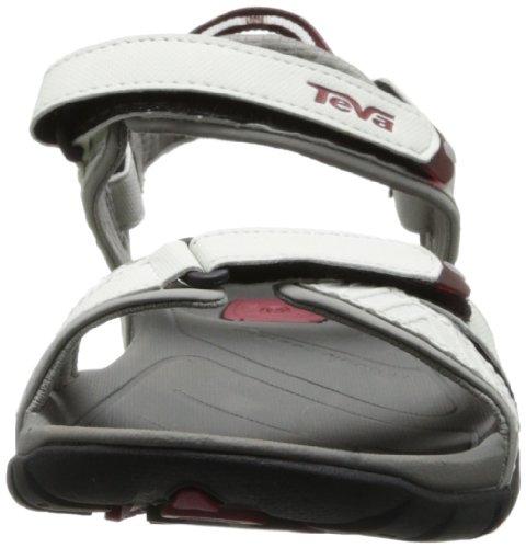 Teva Womens Numa Print Sandal Vaporous Gray