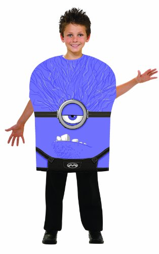 Rubies Despicable Me 2 Purple Minion Costume, Small - A Purple Minion Costume