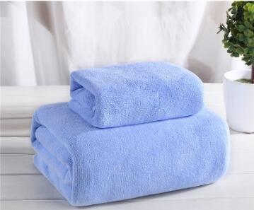 Toallas, adulto hojas de masaje, cama, toallas grandes, algodón grueso absorbente suave Khan vapor: Amazon.es: Hogar