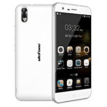 Ulefone Paris X 4 G FDD-LTE 3G WCDMA Smartphone Android 5.1 Lollipop OS MTK6735 5.0