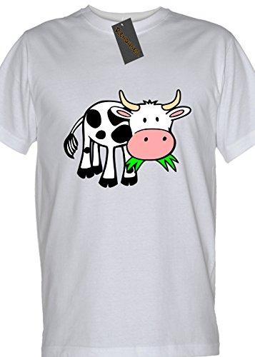 Renowned - Camiseta - Tripulación - Manga Corta - Mujer Gris