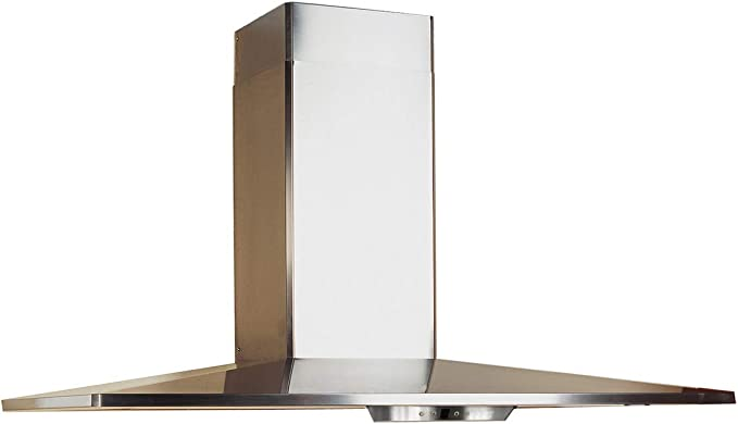 Amazon Com Faber Diam36ss 36 Diamante Designer Canopy Range Hood Stainless Steel 600 Cfm Appliances