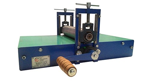 Etching Printmaking Press-12''x24'' with Felt by Ravi