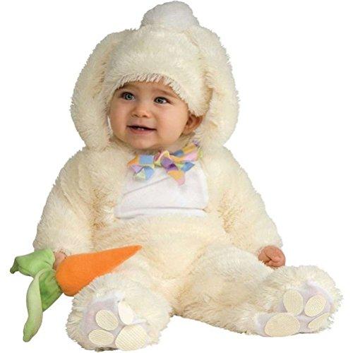 Vanilla Bunny Noahs Ark Costume - Newborn (Girls Magic Hat Bunny Costume)