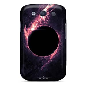 High Quality Shock Absorbing Cases For Galaxy S3-destiny Space