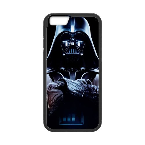 Fayruz- Personalized Protective Hard Textured Rubber Coated Cell Phone Case Cover Compatible with iPhone 6 & iPhone 6S - Star Wars F-i5G1046