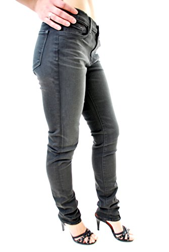 Leg Gris 912o239 J 31 Brand Mujer Jeans Negro Dare Pencil ZOH4IwqF