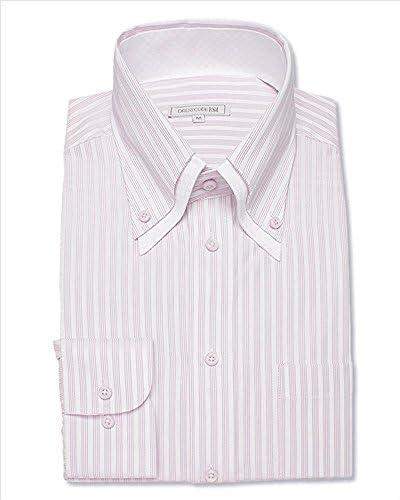 ワイシャツ 5枚 セット 長袖 メンズ (形態安定) ドレスシャツ デザイン Yシャツ ぴったりが見つかる SHIRT-SET-30