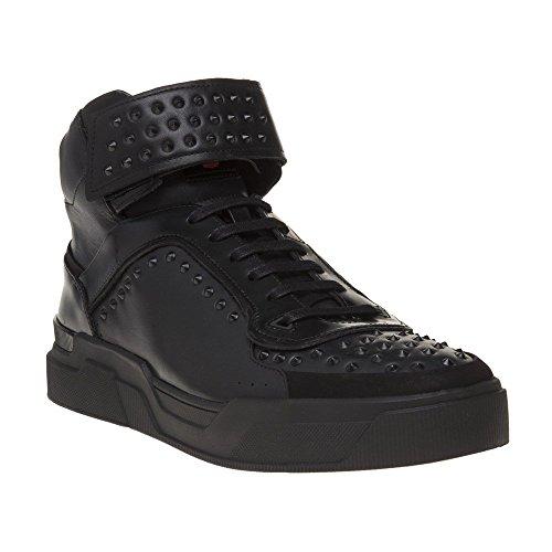 Nero Hito Symmetric Hugo Hugo Symmetric Nero Sneaker Uomo qtZx0UwO