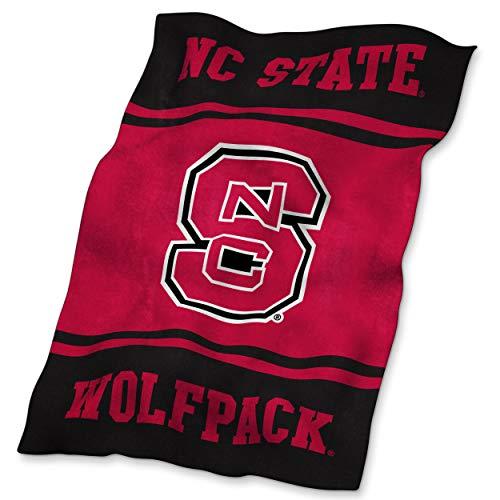 NCAA N.C. State Ultrasoft Blanket
