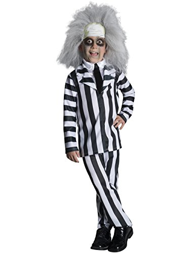 Rubie's Beetlejuice Deluxe Child Costume, Large