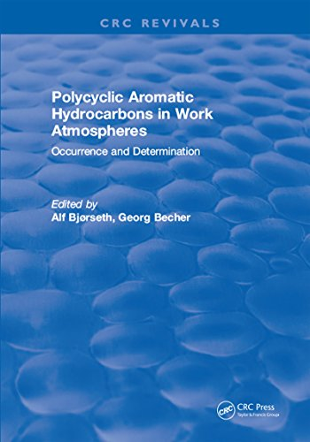 Hydrocarbon Fiber - Polycyclic Aromatic Hydrocarbons in Work Atmospheres: Occurrence and Determination