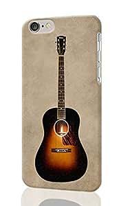 Gibson Original Jumbo Custom Diy Unique Image Durable 3D Case Iphone 6 Plus - 5.5
