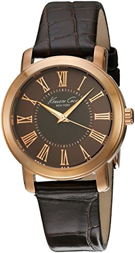 Kenneth Cole Women's 10022551 Classic Brown Watch