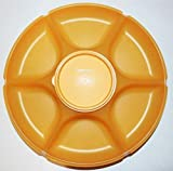 Tupperware Serving Center. Goldenberry