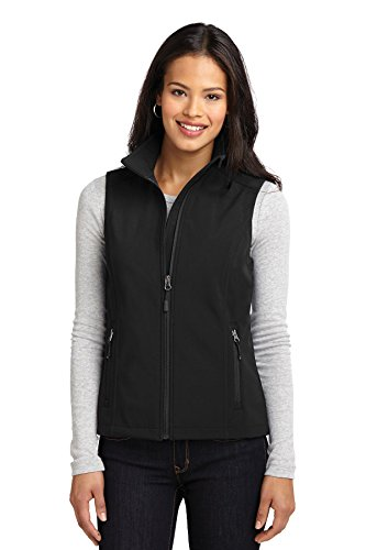 port-authority-womens-core-soft-shell-vest-xl-black