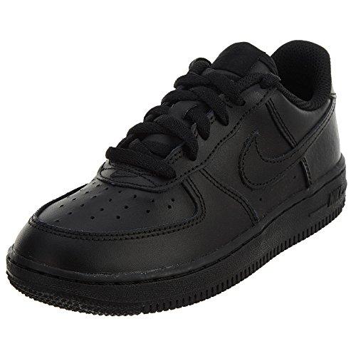 NIKE BOYS AIR FORCE ONE SNEAKER Black - Footwear/Sneakers 13 (In Force One Air Women)