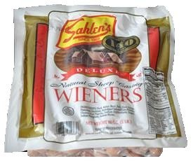 Sahlen's Natural Casing Hot Dogs by Sahlen