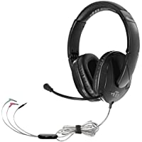 Hamilton T18LG3EBK Headset with Mic