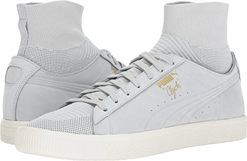 Puma Selezionare Uomo Clyde Selezionare Calzino Sneakers Grigio Viola / Grigio Viola-sussurro Bianco