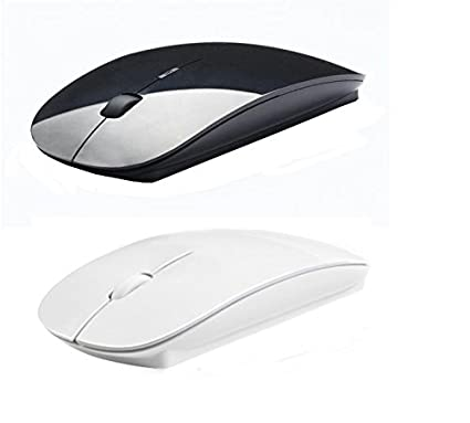 Outre 2.4Ghz Combo Ultra Slim Wireless Optical Mouse Mice