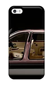 Durable Protector Case Cover With Rolls Royce Ghost 26 Hot Design For Iphone 5/5s