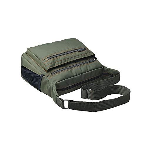 Travel Multi Shoulder Male Nylon Layer Cross Bag hombro Casual Bolsas Sports Small Backpack Travel Bag de ZQ Bag Messenger Oxford Bag Bag PqYTpB