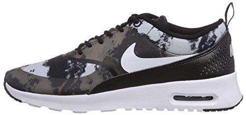 Nike Air Max Thea (blanc / Pur Platine / Bambou / Loup Gris) Chaussures Pour Femmes (blanc / Pur Platine / Bambou / Loup Gris) Noir / Blanc / Gris Foncé