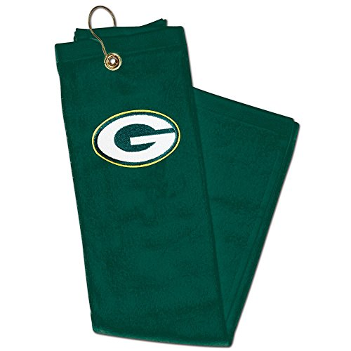 Mcarthur Golf Bag (NFL Green Bay Packers Embroidered Towel w/Hook)