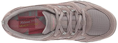 Mujer Luck Beige Breathe Zapatillas para Tpe Good Easy Skechers wqpH4xKYtx