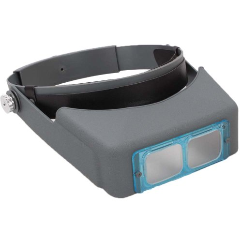 1.5x 2x 2.5x 3.5x Headband Head Band Reading Magnifier Magnifying Glass Jeweler Loupe with 4 Lens Jewelry Repair Tool