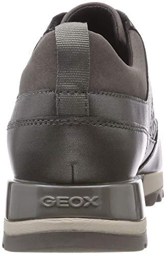 Gris C1357 gun Basses D Femme Sneakers Geox B Tabelya ax4RAqnwY