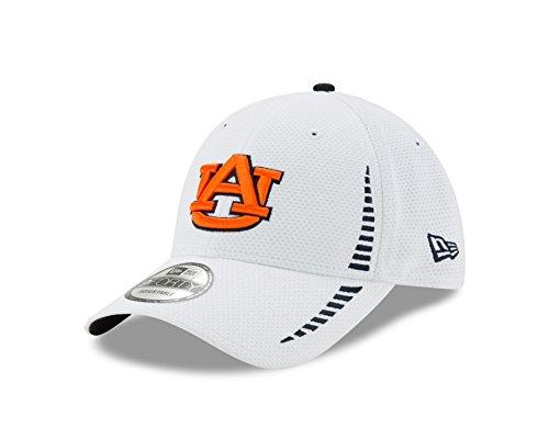 Ncaa Auburn Tigers Adult White Ne Speed 9Forty Adjustable Cap  One Size  White