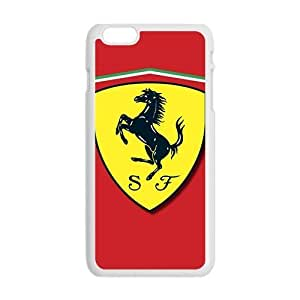Happy Ferrari sign fashion cell phone case for iPhone 6 plus 6 hjbrhga1544