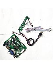Passar CLAA156WA11A CLAA156WA15A CLAA156WB11A CLAA156WB13A 2AV HDMI-kompatibel VGA 1366 x 768 LED LVDS 40-stifts styrkort (CLAA156WA1A)