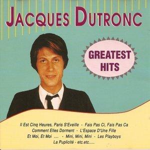 Jacques Dutronc Jacques Dutronc Greatest Hits Amazoncom Music