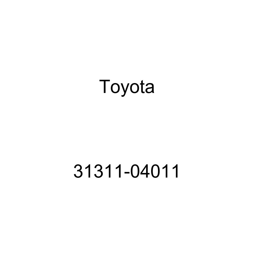 TOYOTA 31311-04011 Clutch Pedal