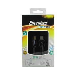 Energizer Hightech - Cable USB 3.0 de 1.5 metros