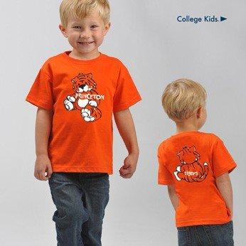 Princeton - Toddler - Hi & Bye Tee Grey 2T