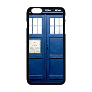 Police Box Pattern Hot Seller Stylish Hard Case Cover For Apple Iphone 6 Plus 5.5 Inch