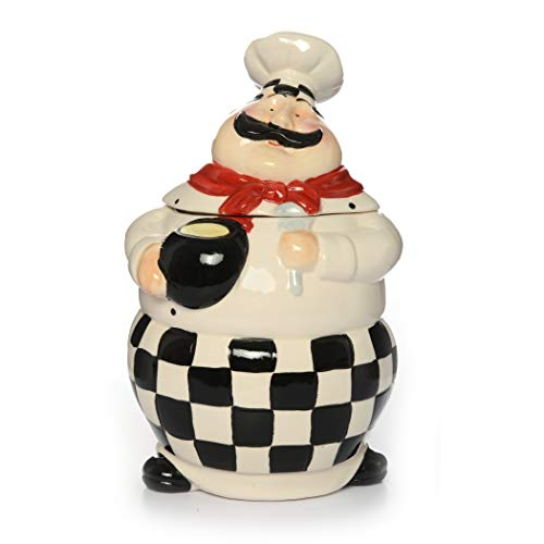 Master Chef Salt & Pepper Shaker Spice Design 4