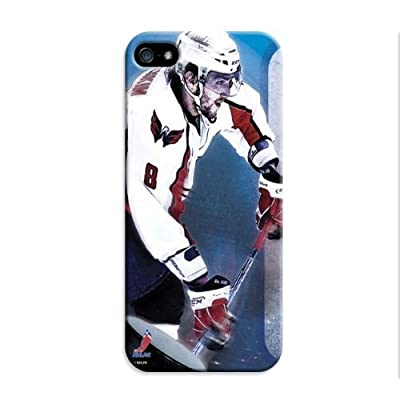 Nhl Washington Capitals Logo Iphone 5C Hard Case - Washington Capitals Hockey